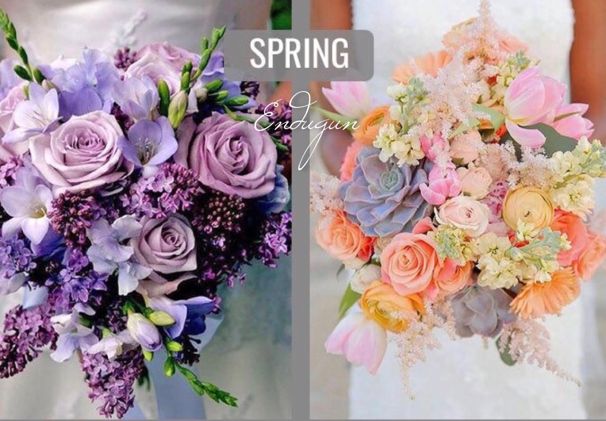 Gelin Çiçeği Trendleri