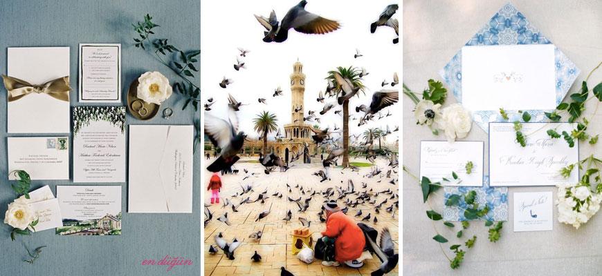 İzmir'de Düğün Davetiyesi Fiyatları