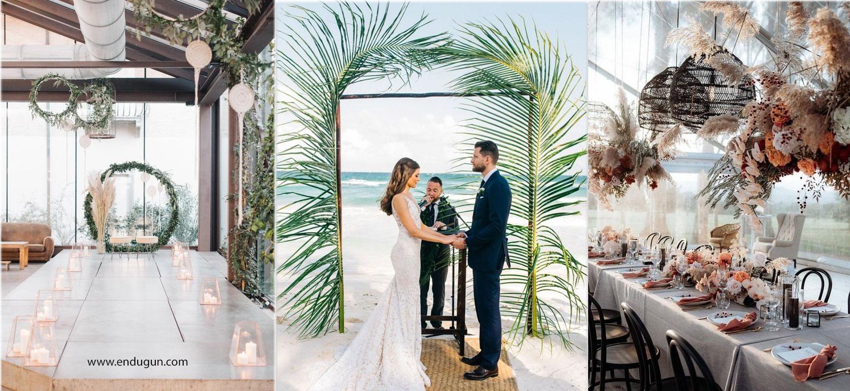 2019 Yılı Düğün Organizasyon Trendi