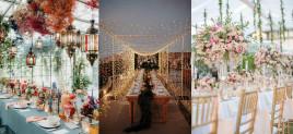 2021 Yılı Düğün Organizasyon Trendi ve Rengi